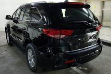 SUV Esemka Bakal Melawan Fortuner dan Pajero Sport