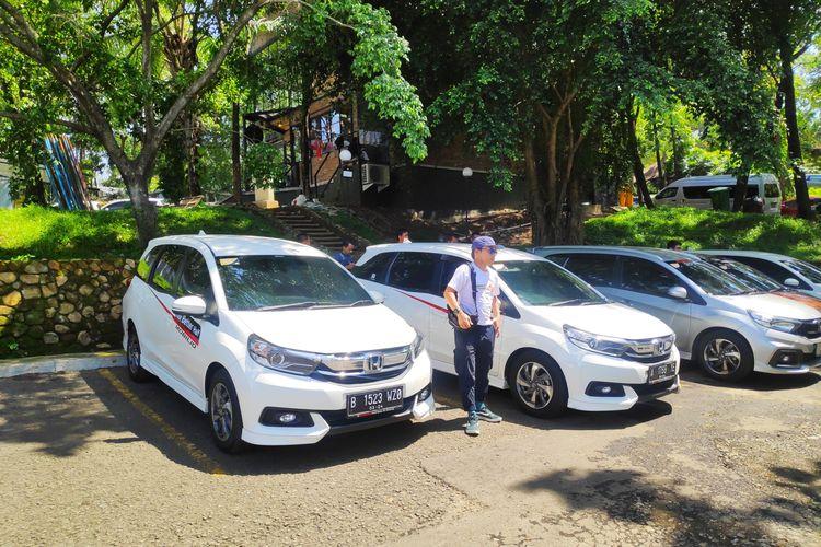 Honda ajak komunitas uji efisiensi Honda Mobilio