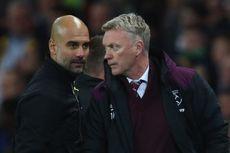 Man City Vs West Ham, David Moyes Adalah