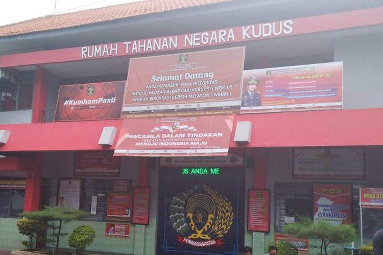 Rumah Tahanan Negara Kudus, Jawa Tengah.