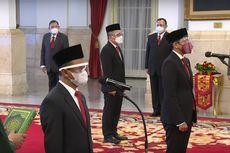 Mengenal Lebih Jauh Dua Menteri yang Baru Dilantik Jokowi...