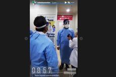 Anies Blusukan ke RS Fatmawati, Temui dan Beri Semangat Petugas Medis