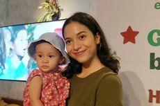 Putri Marino Pilih Mainan Ketimbang Gawai untuk Tumbuh Kembang Anak
