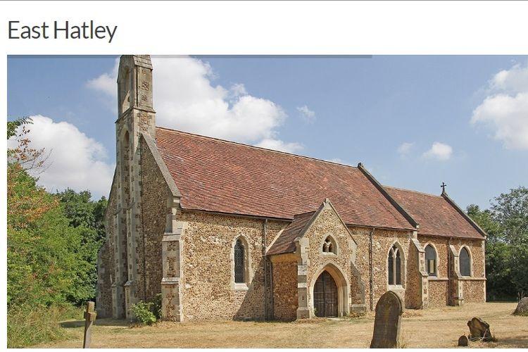 Gereja St Denis di East Hatley, Cambridgeshire, Inggris, usai direnovasi.