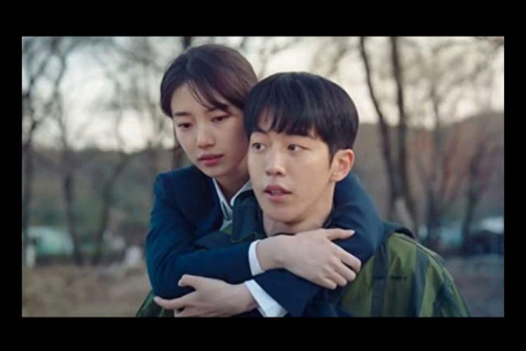 Bae Suzy dan Nam Joo Hyuk dalam drama Start-Up (2020)