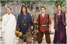 Sinopsis The Forbidden Kingdom, Misi Berbahaya Mengembalikan Tongkat Sakti