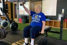 Seorang Nenek 100 Tahun Dinobatkan sebagai Powerlifter Tertua di Dunia