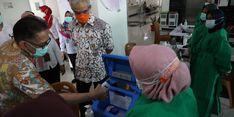 Soal Vaksin Sinovac, Ganjar: Tidak Ada yang Perlu Diragukan