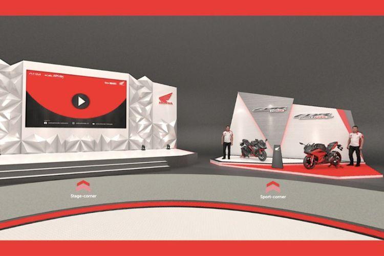 Honda Jabar Virtual Expo