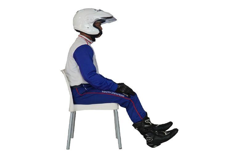 Posisi duduk leasure position