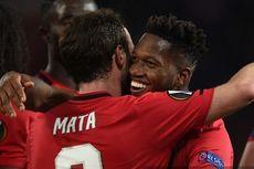 Hasil Liga Europa, Man United Tak Terkalahkan dalam 13 Laga Kandang Terakhir