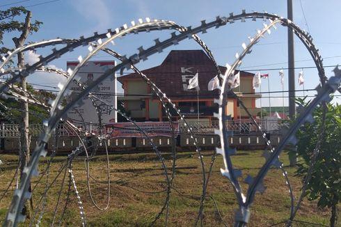 Antisipasi Kericuhan, 612 Personel Polisi Jaga Rapat Pleno KPU Sumsel