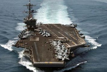 100 Awak Kapal Induk Theodore Roosevelt Terkena Virus Corona, Kaptennya Minta Bantuan