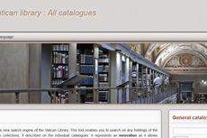 Perpustakaan Vatikan Mulai Digitalisasi Manuskrip Senilai Rp 288 M