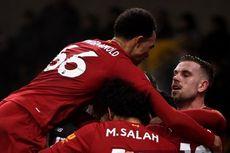 West Ham Vs Liverpool, The Reds Berpeluang Lewati Rekor 125 Tahun