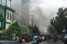 Gedung Telkom Pekanbaru Kebakaran Sebabkan Telkomsel Lumpuh, Polisi Selidiki Kabel yang Terbakar