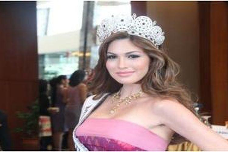Gabriela Isler, Miss Universe 2014 di Jakarta