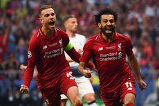 Sebelum Kembali ke Liverpool, Mohamed Salah Jalani Ibadah Umrah
