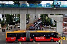 Ini Perubahan Rute Transjakarta Selama 17 Agustus