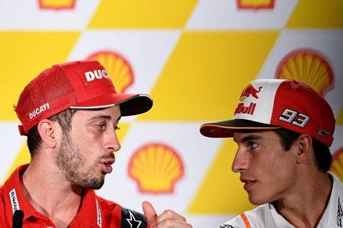 Dovizioso Tunggu Panggilan Honda untuk Gantikan Marquez