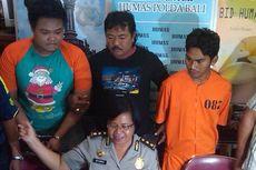 Polda Bali Bekuk Buronan Spesialis Jambret Bule