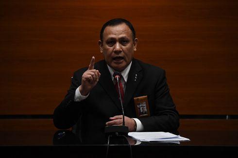 Kepercayaan Publik Pada KPK Rendah, ICW Kembali Desak Firli Bahuri Mengundurkan Diri