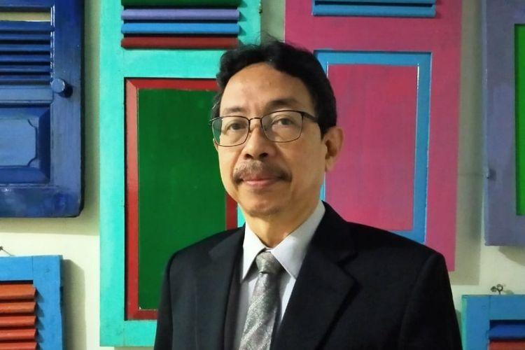 Wahju Herijanto, wisudawan tertua ITS yang berhasil meraih IPK 4.