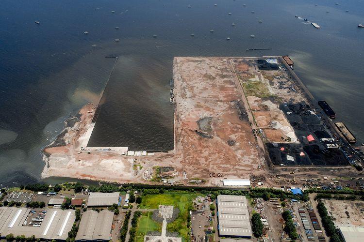 Badan Usaha Pelabuhan (BUP) Karya Cipta Nusantara (KCN) telah rampung membangun dermaga I Pelabuhan Marunda, Jakarta Utara. Sementara itu, pembangunan dermaga II sedang dikerjakan.