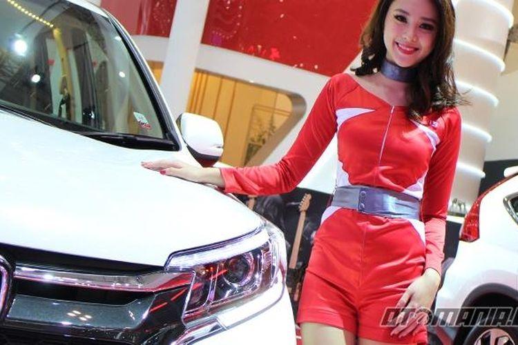 Ilustrasi Honda Prospect Motor