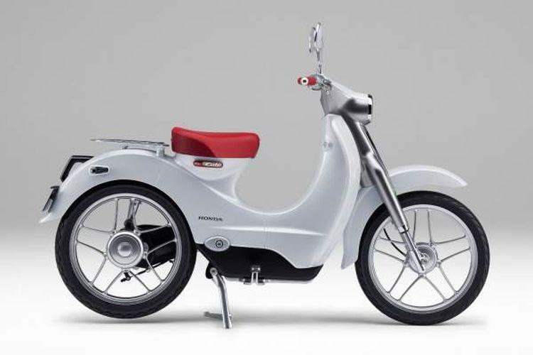 Honda Super Cub Electric
