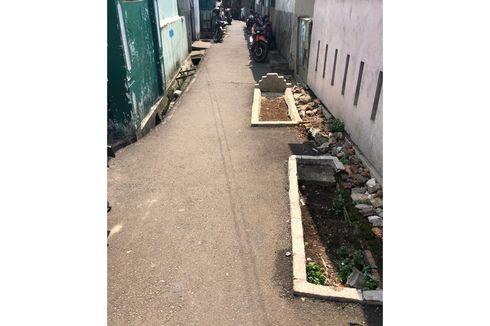 Cerita Makam di Gang Sempit Pisangan Timur Jaktim Dulu dan Kini, hingga Rencana Dipindahkan