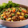 Resep Nasi Goreng Sarden Kaleng, Tambah Cabai Biar Sedikit Pedas