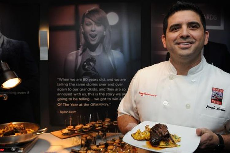 executive chef Joseph Martin
