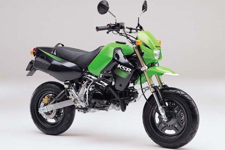 Sejarah panjang Kawasaki KSR