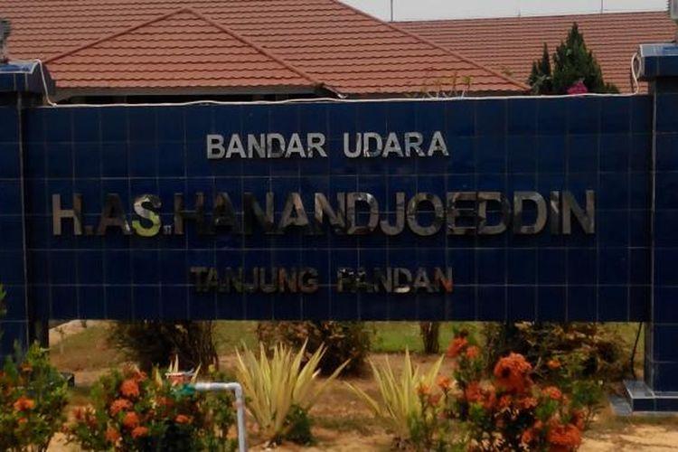 Bandara Hanandjoedin Tanjung Pandan Belitung