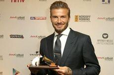David Beckham Unggah Foto Wajahnya Penuh Luka