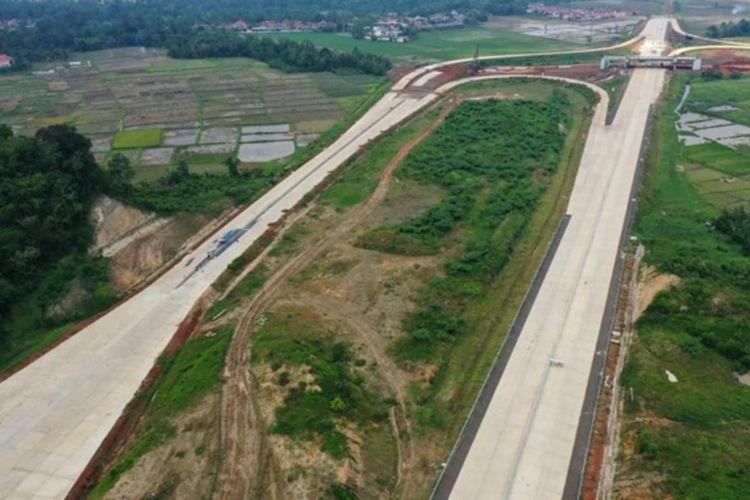Kementerian Pekerjaan Umum dan Perumahan Rakyat (PUPR) memulai persiapan pembangunan Jalan Tol Serang ? Panimbang Seksi 3 Ruas Cileles - Panimbang sepanjang 33 Km,