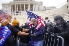 """Media Pemerintah China Sebut Kekacauan Demo Gedung Parlemen AS sebagai """"Karma"""""""