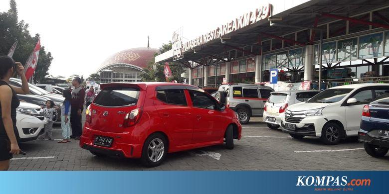"Catat, Ini Titik-titik ""Rest Area"" di Jalan Tol Trans-Jawa Halaman all - Kompas.com"