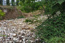 330 Ton Sampah Diangkut dari Kali Jambe Bekasi di Jatimulya
