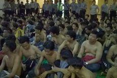 800 Pemuda Ditangkap Polisi Jelang Final Piala Presiden