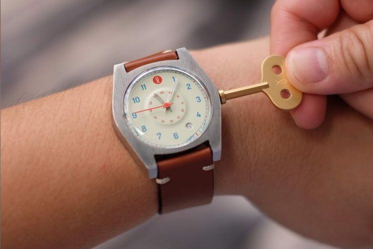 Koleksi jam tangan Meca-02 Lima Watch.