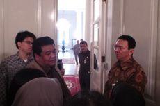 Terdengar Suara Bentakan di Ruang VIP, Ketua DPRD dan Bestari Barus Keluar