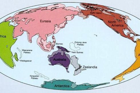 Benua Baru Ditemukan di Timur Australia, Namanya Zealandia