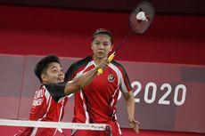 Jelang Laga Kedua Olimpiade Tokyo, Greysia/Apriyani dan Ahsan/Hendra Kantongi Modal Apik