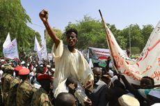 Ribuan Massa Pro-militer di Sudan Kembali Serukan Kudeta Pemerintahan Sipil