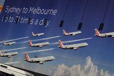 Dua Pesawat Tabrakan di Bandara Melbourne