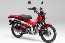 Honda Luncurkan Motor Bebek CT125 Seharga Rp 75 Juta