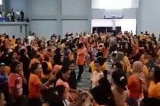 Video Viral Ratusan Orang Senam Zumba Abai Protokol Kesehatan, Penyelenggara Didenda Rp 400.000