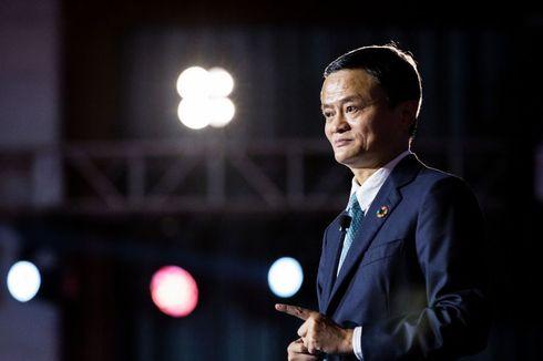 Jack Ma Resmi Pensiun dari Alibaba Group